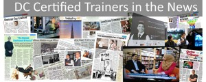 DC certified Trainers in The News