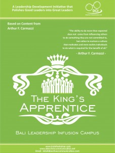 The Kink's Apprentice New Layout
