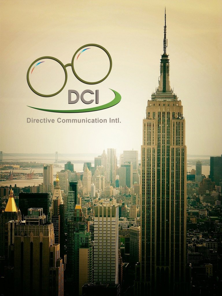 city logo dci