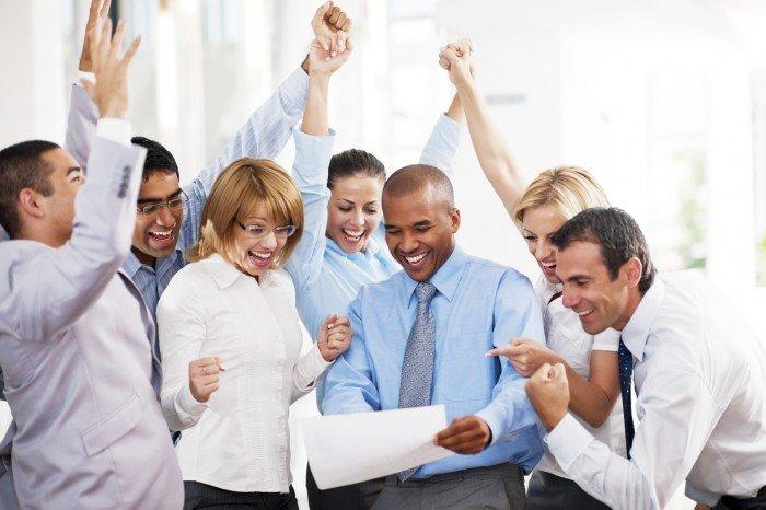 Perfect Team Happy