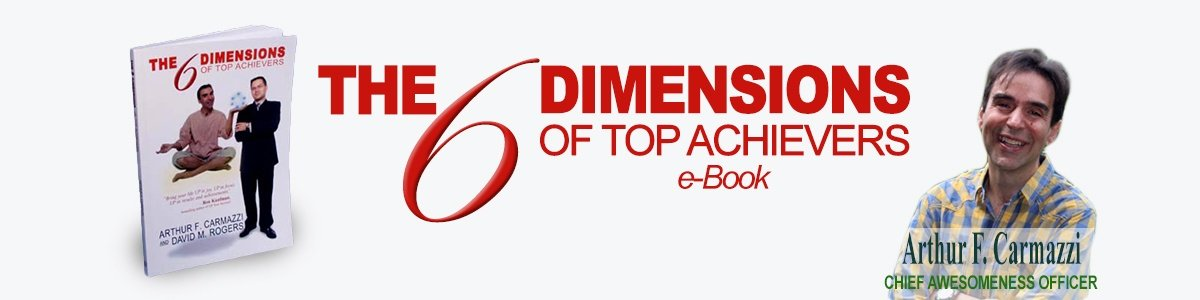 6 Dimensions of Top Achievers