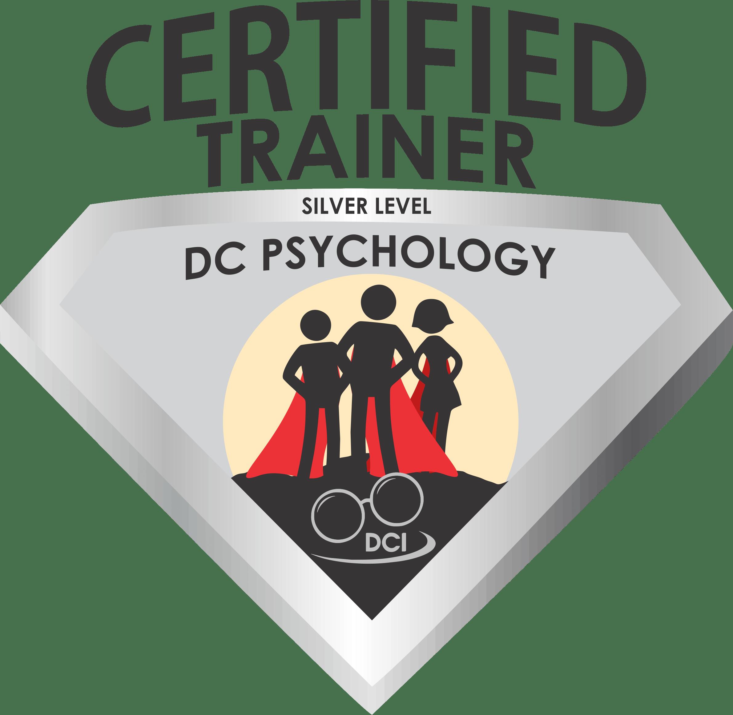 Achievement-Level-Certification-certified-trainer-silver