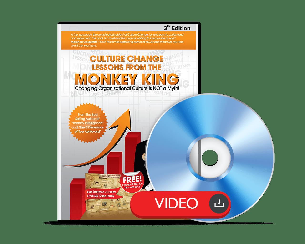 monkey king video