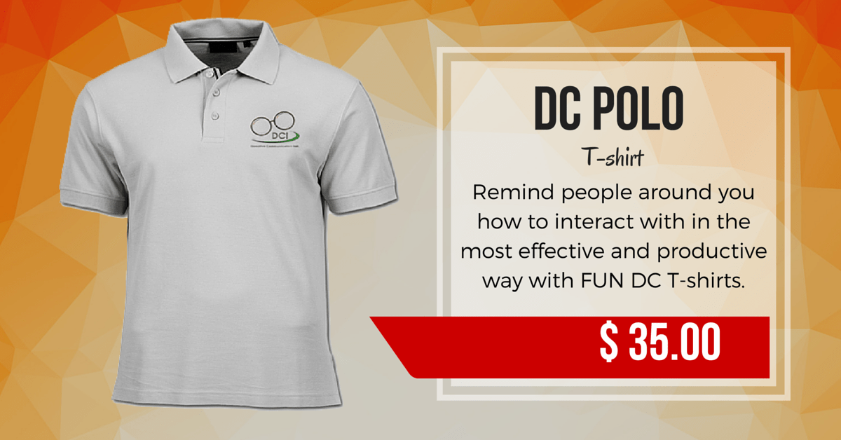 DC POLO T-Shirt
