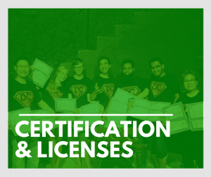 Train The Trainer Certification Licenses