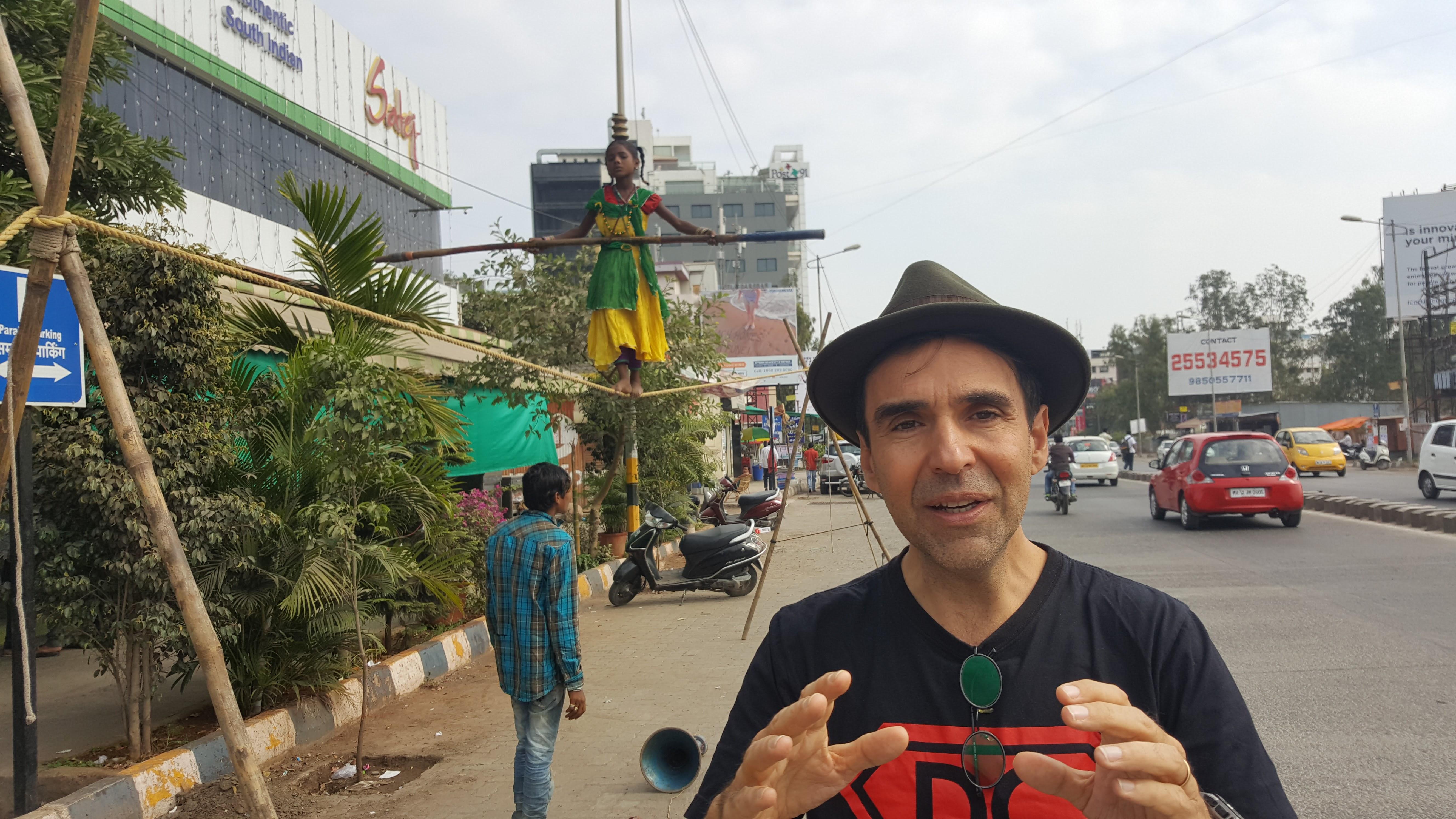 Arthur Carmazzi in Pune