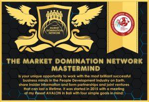 market domination up