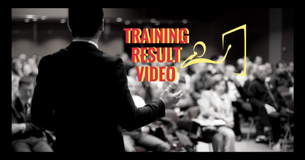 training-result-video