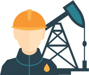 oil and gas man