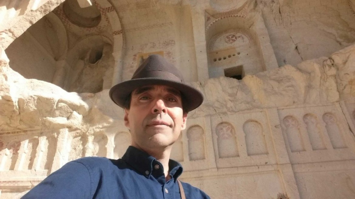 Arthur Carmazzi on Innovation Leadership and Problem Solving from the Ancient City of Cappadocia