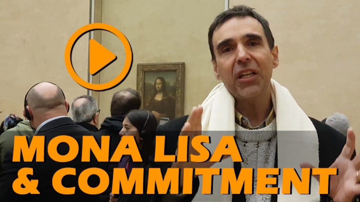 Knight's of Transformation: Mona Lisa & Commitment!