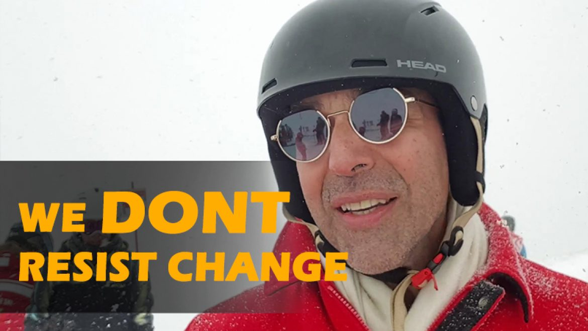 Knight's of Transformation: Organizational Change Lessons from Swiss Alps!