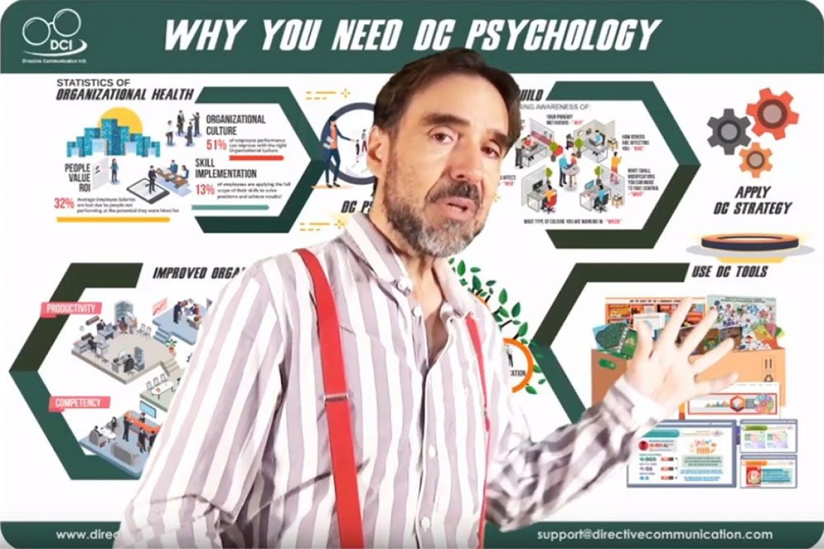Why companies NEED DC Psychology