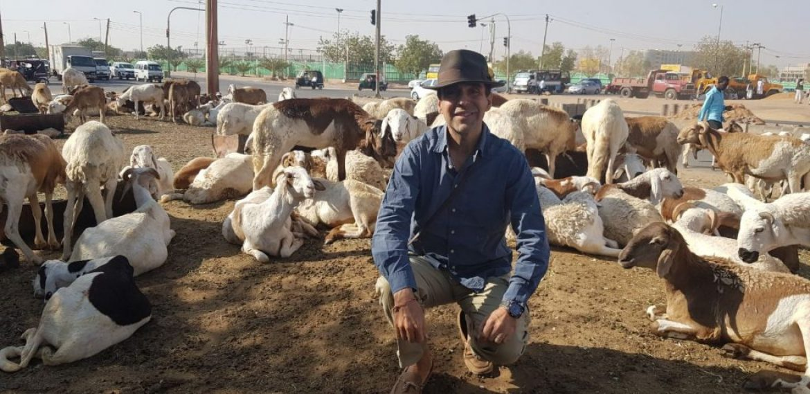 Arthur Carmazzi in Sudan – is happiness related to culture?