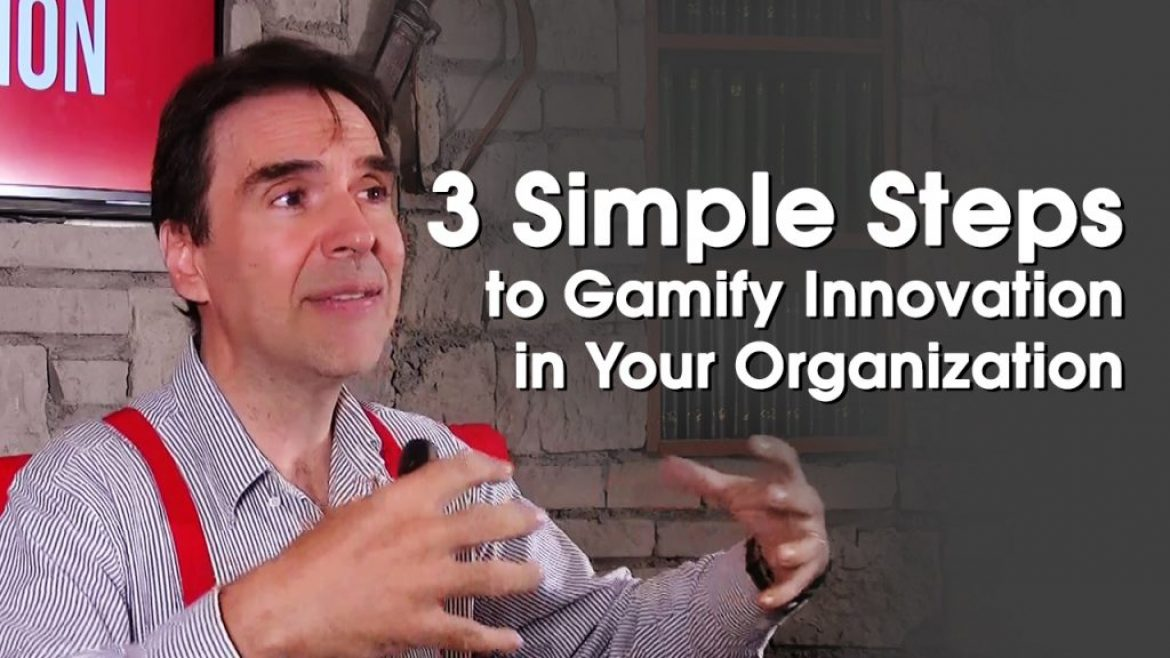 Knight's of Transformation: 3 Simple Steps to Gamify Innovation in Your Organization