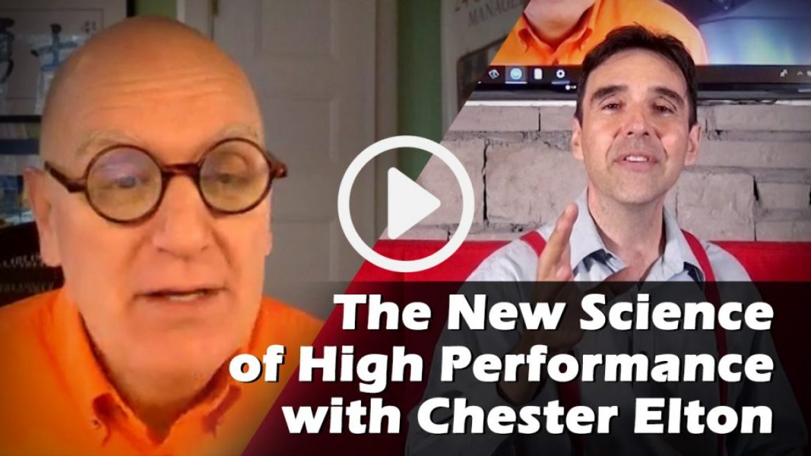 Knight's of Transformation: The New Science of High Performance with Chester Elton